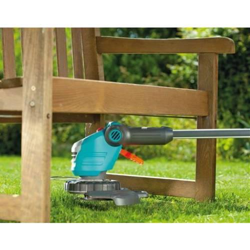 Aparador de relva sem fio EasyCut Li 18 23 Gardena venda Aparador de relva sem fio EasyCut Li