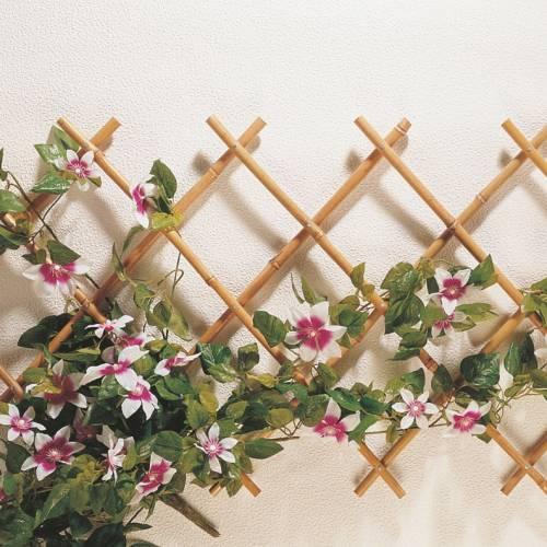 trelica bambu jardim : trelica bambu jardim:Treliça em Bambu – 100 x 200 cm : venda Treliça em Bambu – 100 x 200