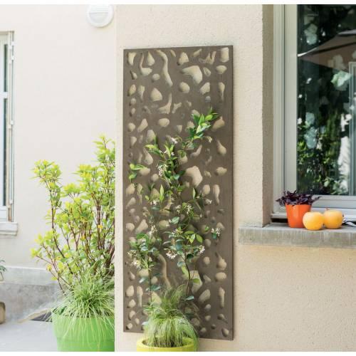 Treli a decorativa em metal 0 6x1 5m venda treli a - Panneaux decoratifs pour murs interieurs ...