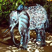 Animal Decorativo Luminoso - Elefante