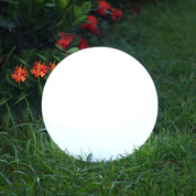 Bola Multicor Luminosa Solar – Ø 30 cm