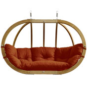 Globo Royal Chair - Terracotta - Amazonas