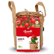 Kit de Cultura Tomates Cereja 'Bio Cherry'