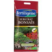 Substrato para Bonsais